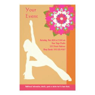 Yoga Pose Flyer