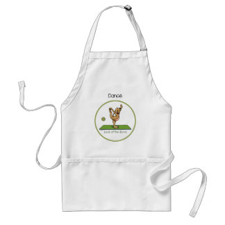 Yoga pose - Lord of the Dance Standard Apron