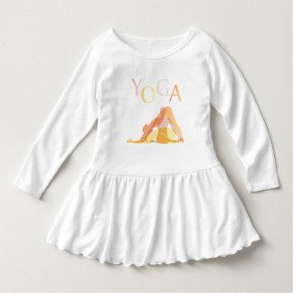 Yoga poses dress