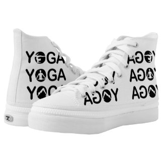 Yoga Printed Shoes