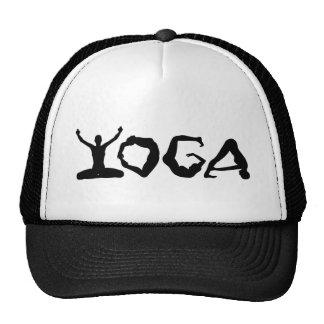 Yoga Silhouettes Trucker Hat
