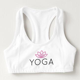 Yoga Simple Lotus SportsBra Sports Bra