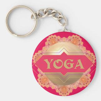 Yoga Spirit keychain