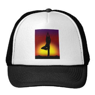 Yoga Sunrise Hats