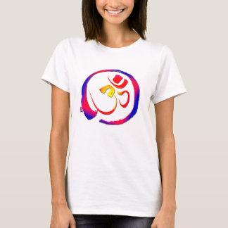 Yoga-Tee Om Aum Spritual sound symbol T-Shirt