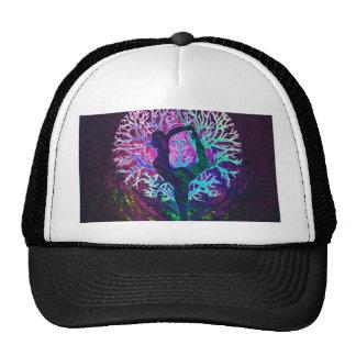 Yoga Tree Peace Rainbow Cap