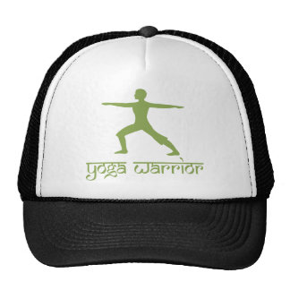Yoga Warrior Pose Cap