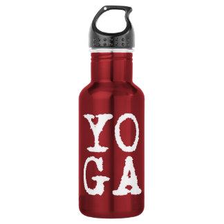 YOGA - white - Water bottle 532 Ml Water Bottle