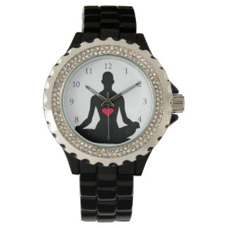 Yoga with Numbers Watch