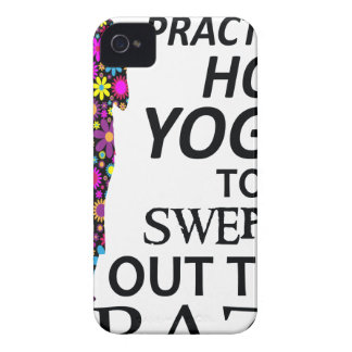 YOGA women Case-Mate iPhone 4 Case