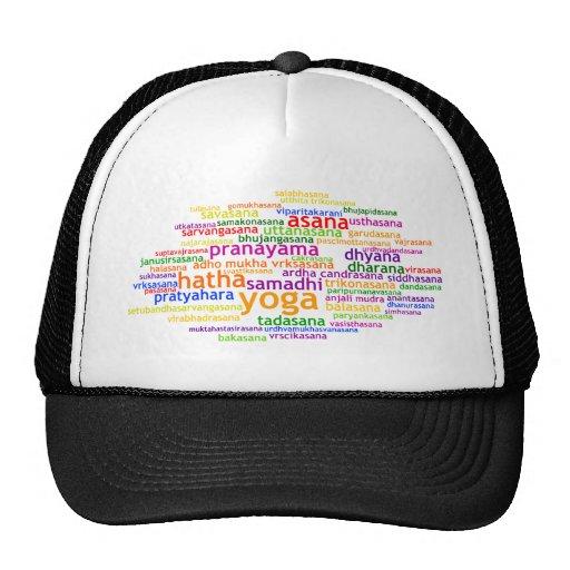 Yoga Wordle Hats