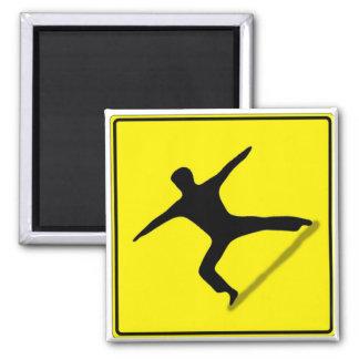 Yoga Zone Magnet