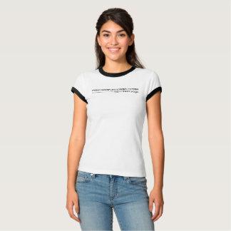 #yogaforpeoplewhodontlikeyoga T-Shirt
