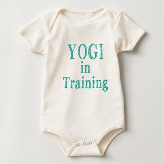Yogi In Training Baby Bodysuit
