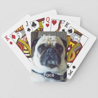 "Yogi ""Poker Face"" Playing Cards"