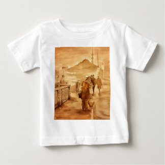 Yogurt Delivery In Istanbul Baby T-Shirt