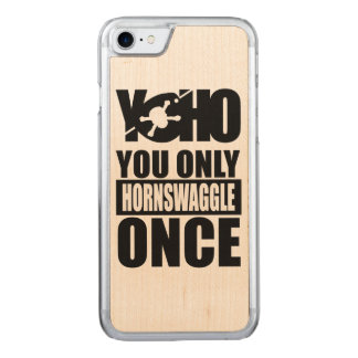 YOHO Pirate Carved iPhone 8/7 Case