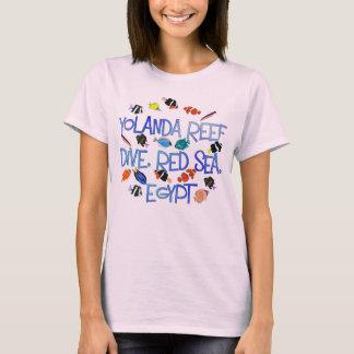 Yolanda reef Dive Tshirt