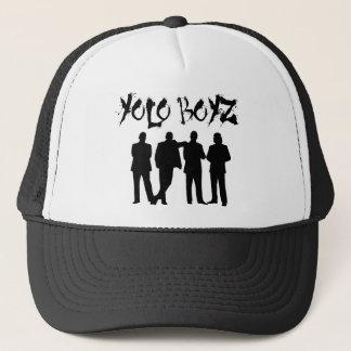 YOLO BOYZ TRUCKER HAT