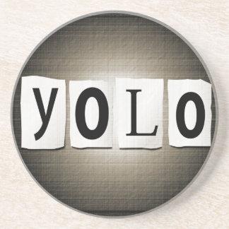 YOLO concept. Coaster