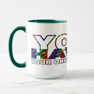 Yolo Hawaii Mug