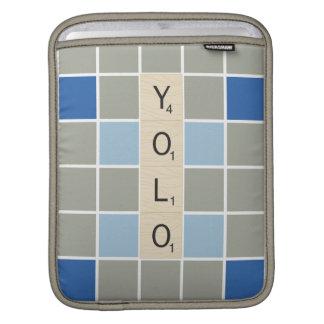 YOLO iPad SLEEVES