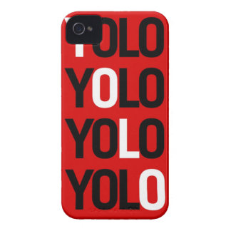 Yolo iPhone 4 Case