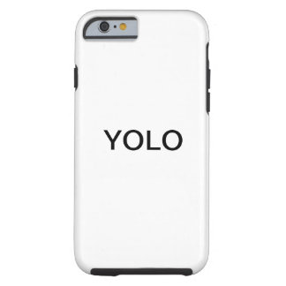 YOLO iPhone 6/6S Case
