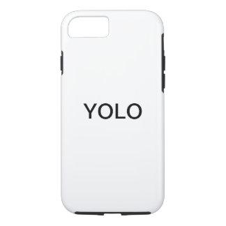 YOLO iPhone 7/8 Case