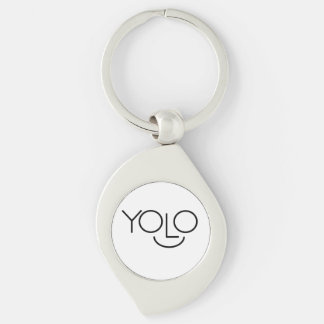 YOLO Keychain