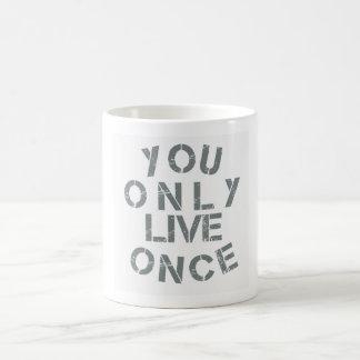 yolo mug white
