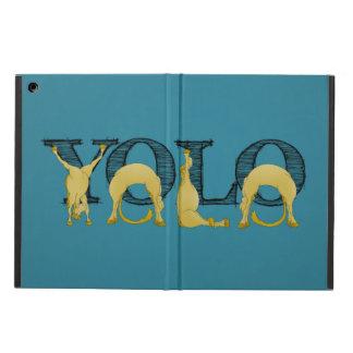 YOLO pony Case For iPad Air