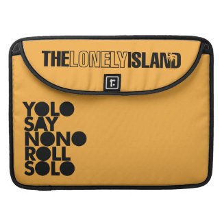 YOLO Roll Solo Filled Sleeves For MacBook Pro