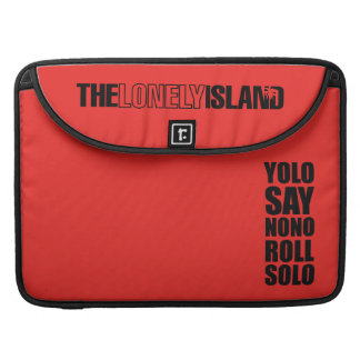 YOLO Roll Solo Sleeves For MacBooks