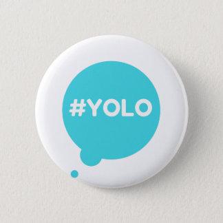 YOLO teal badge