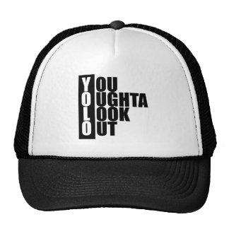 YOLO Vertical Box Cap