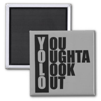 YOLO Vertical Box Magnet