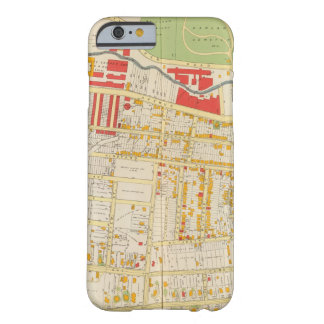 Yonkers Atlas Map 2 Barely There iPhone 6 Case