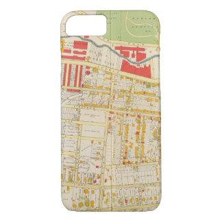 Yonkers Atlas Map 2 iPhone 7 Case