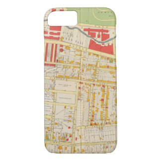 Yonkers Atlas Map 2 iPhone 7 Case