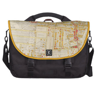 Yonkers Atlas Map 2 Laptop Bags