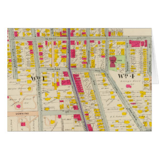 Yonkers Map Card