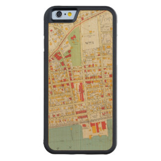 Yonkers New York Maple iPhone 6 Bumper Case