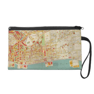 Yonkers New York Wristlet Clutches