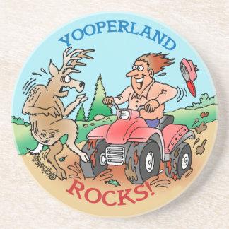 Yooper Coasters For Yoopers