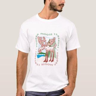 Yooper Moose Stalker T-Shirt