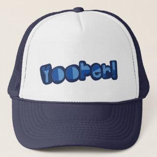 Yooper! Upper Peninsula Dialect Trucker Hat