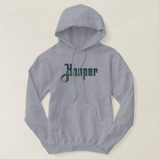 Yooper, Upper Peninsula Michigan Dialect Hoodie