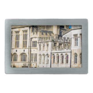York City Guildhall river Ouse Belt Buckle
