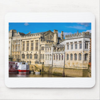 York City Guildhall river Ouse Mouse Pad